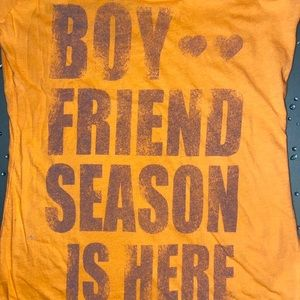 Dirtee Hollywood Boyfriend Season Is Here Size S